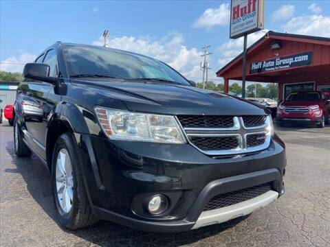 2013 Dodge Journey for sale at HUFF AUTO GROUP in Jackson MI