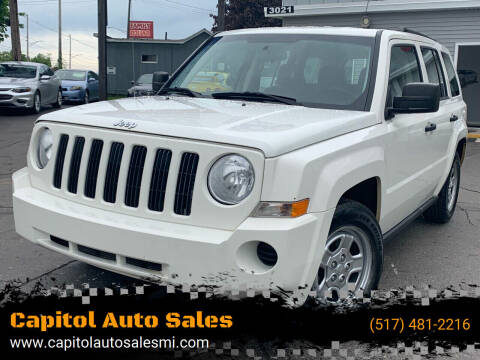 2007 Jeep Patriot for sale at Capitol Auto Sales in Lansing MI
