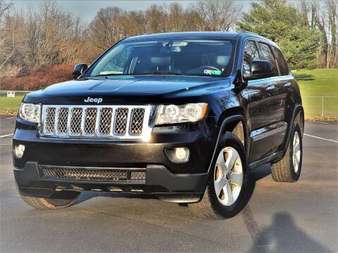 2012 Jeep Grand Cherokee for sale at Speedy Automotive in Philadelphia PA