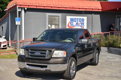 2005 Ford F-150 for sale at Motor Car Concepts II - Kirkman Location in Orlando FL