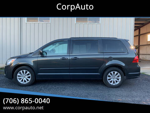 2012 Volkswagen Routan for sale at CorpAuto in Cleveland GA