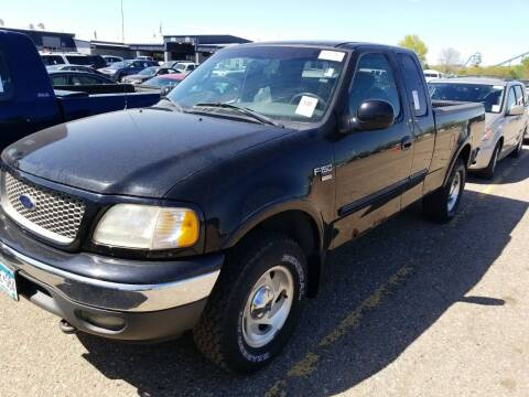 2001 Ford F-150 for sale at LUXURY IMPORTS AUTO SALES INC in North Branch MN