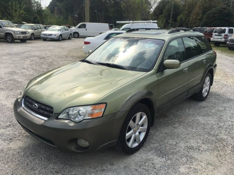 2006 Subaru Outback for sale at Deme Motors in Raleigh NC