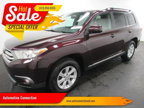 2012 Toyota Highlander for sale at Automotive Connection in Fairfield OH