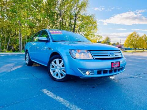 2008 Ford Taurus for sale at Bargain Auto Sales LLC in Garden City ID
