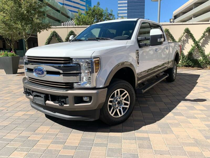 2019 Ford F-250 Super Duty for sale at ROGERS MOTORCARS in Houston TX
