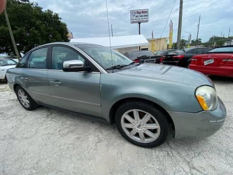 2006 Ford Five Hundred for sale at Mego Motors in Orlando FL