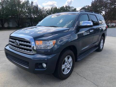 2008 Toyota Sequoia for sale at Triple A's Motors in Greensboro NC