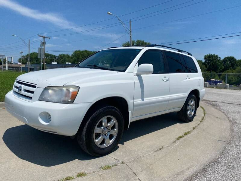2005 Toyota Highlander for sale at Xtreme Auto Mart LLC in Kansas City MO
