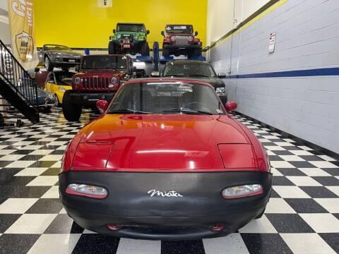 1990 Mazda MX-5 Miata for sale at Euro Auto Sport in Chantilly VA