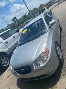 2007 Hyundai Elantra for sale at Car Barn of Springfield in Springfield MO