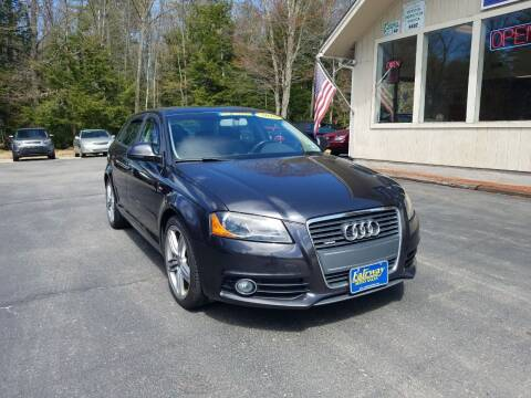 2010 Audi A3 for sale at Fairway Auto Sales in Rochester NH