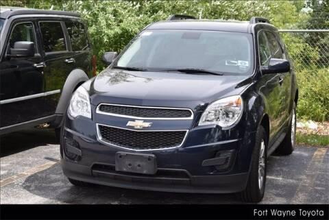2015 Chevrolet Equinox for sale at BOB ROHRMAN FORT WAYNE TOYOTA in Fort Wayne IN