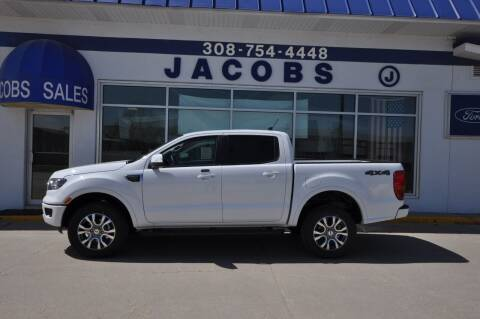 2020 Ford Ranger for sale at Jacobs Ford in Saint Paul NE