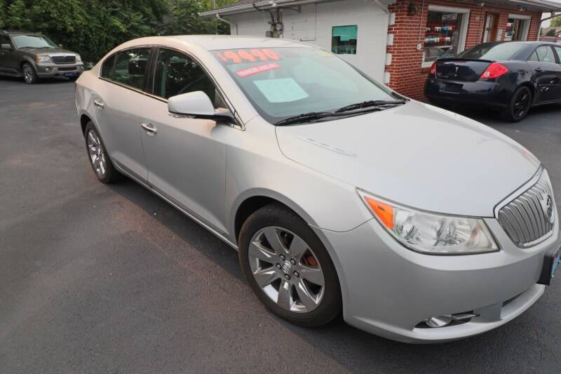 2012 Buick LaCrosse for sale in Milwaukee, WI