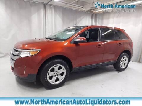 2014 Ford Edge for sale at North American Auto Liquidators in Essington PA