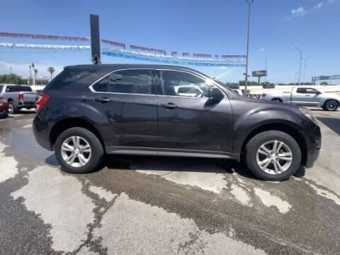 2016 Chevrolet Equinox for sale at AUTOTEX IH10 in San Antonio TX
