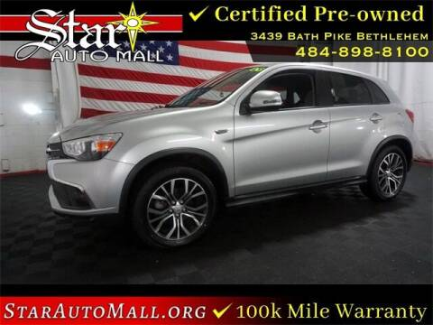 2019 Mitsubishi Outlander Sport for sale at STAR AUTO MALL 512 in Bethlehem PA