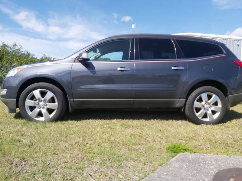 2012 Chevrolet Traverse for sale at Affordable Auto in Ocoee FL