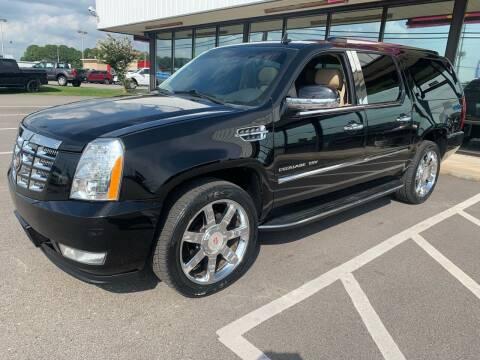 2013 Cadillac Escalade ESV for sale at Washington Motor Company in Washington NC