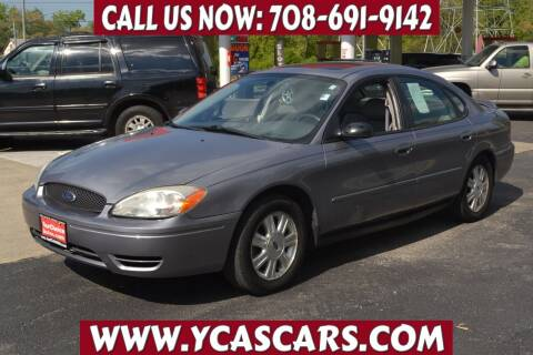 2007 Ford Taurus for sale at Your Choice Autos - Crestwood in Crestwood IL