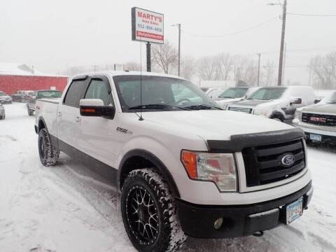 2010 Ford F-150 for sale at Marty's Auto Sales in Savage MN