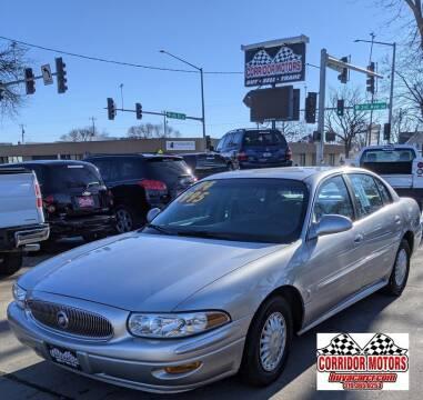 2004 Buick LeSabre for sale at Corridor Motors in Cedar Rapids IA