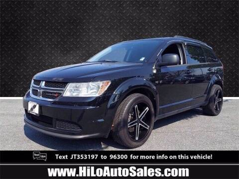 2018 Dodge Journey for sale at BuyFromAndy.com at Hi Lo Auto Sales in Frederick MD