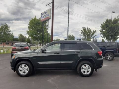 2011 Jeep Grand Cherokee for sale at New Deal Used Cars in Spokane Valley WA