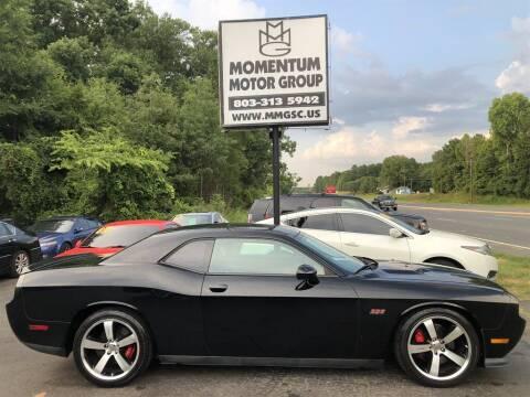2012 Dodge Challenger for sale at Momentum Motor Group in Lancaster SC