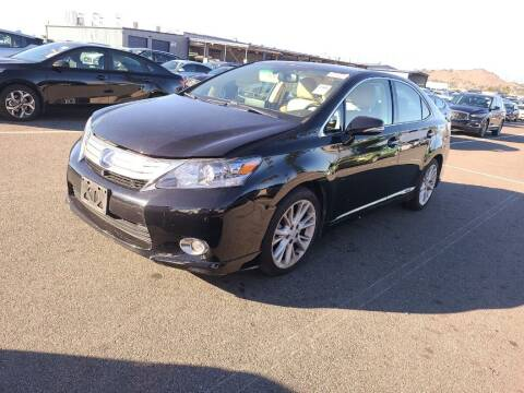 2010 Lexus HS 250h for sale at A.I. Monroe Auto Sales in Bountiful UT