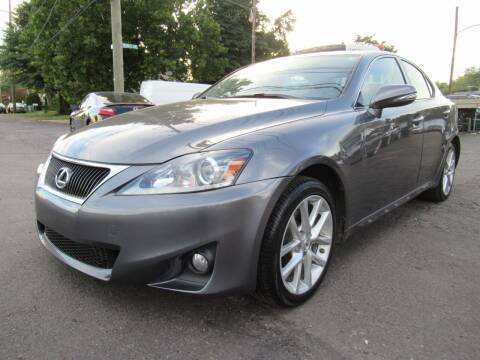 2013 Lexus IS 250 for sale at PRESTIGE IMPORT AUTO SALES in Morrisville PA