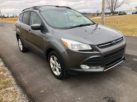 2013 Ford Escape for sale at Nice Cars in Pleasant Hill MO