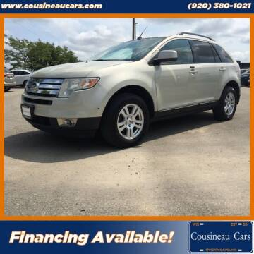 2007 Ford Edge for sale at CousineauCars.com in Appleton WI