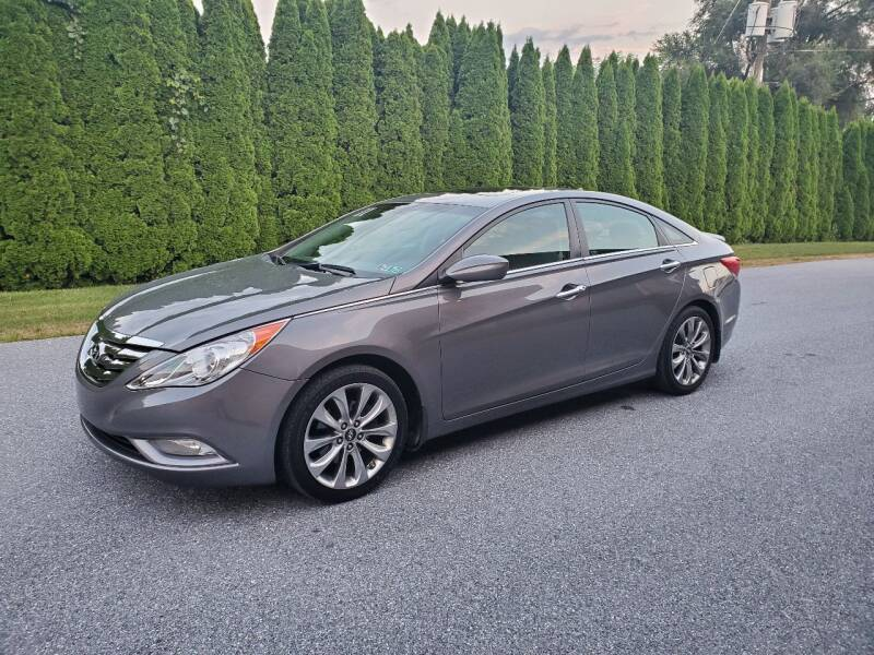 2011 Hyundai Sonata for sale at Kingdom Autohaus LLC in Landisville PA