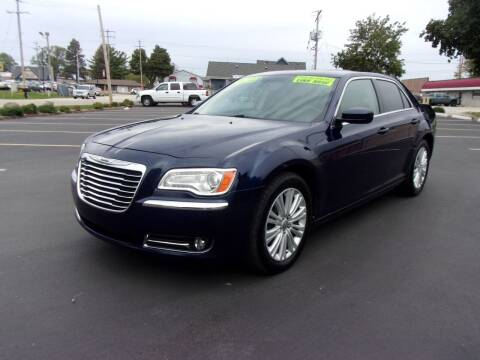 2013 Chrysler 300 for sale at Ideal Auto Sales, Inc. in Waukesha WI