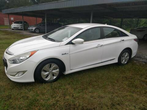 2014 Hyundai Sonata Hybrid for sale at Mott's Inc Auto in Live Oak FL