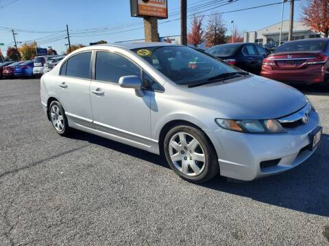 2009 Honda Civic for sale at Cars 4 Grab in Winchester VA