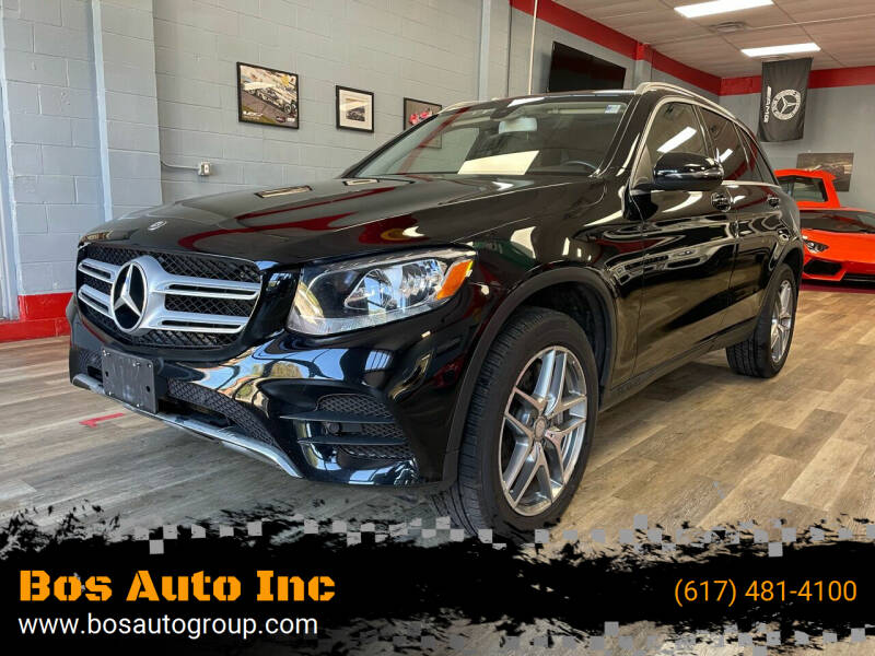 2016 Mercedes-Benz GLC for sale at Bos Auto Inc in Quincy MA