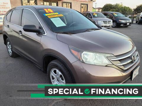 2014 Honda CR-V for sale at Super Cars Sales Inc #1 - Super Auto Sales Inc #2 in Modesto CA