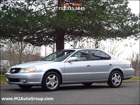 2003 Acura TL for sale at M2 Auto Group Llc. EAST BRUNSWICK in East Brunswick NJ