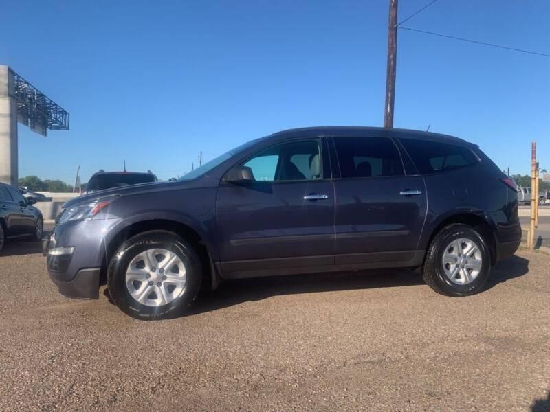 2014 Chevrolet Traverse for sale at Primetime Auto in Corpus Christi TX