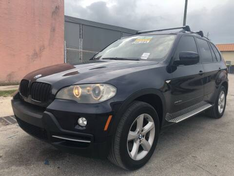 2009 BMW X5 for sale at Eden Cars Inc in Hollywood FL