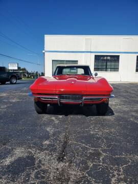 1966 Chevrolet Corvette for sale at STAPLEFORD'S SALES & SERVICE in Saint Georges DE