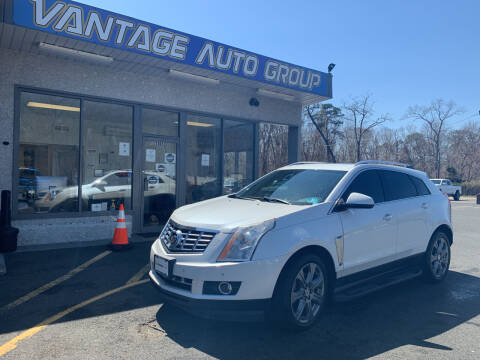 2013 Cadillac SRX for sale at Vantage Auto Group in Brick NJ