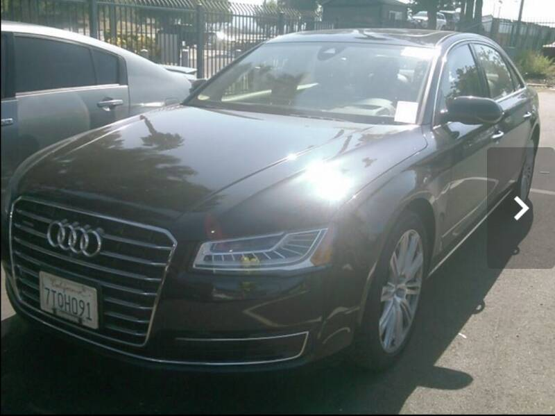 2016 Audi A8 L for sale at All City Auto Group in Staten Island NY