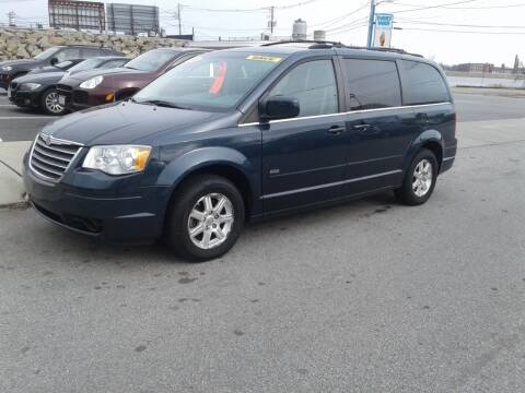 2008 Chrysler Town and Country for sale at Nelsons Auto Specialists in New Bedford MA