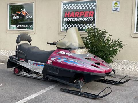 1999 Polaris Indy Sport 500 2-up  for sale at Harper Motorsports-Powersports in Post Falls ID