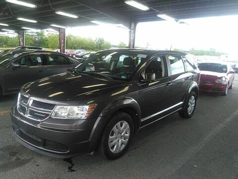 2014 Dodge Journey for sale at Cj king of car loans/JJ's Best Auto Sales in Troy MI