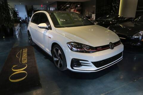 2019 Volkswagen Golf GTI for sale at OC Autosource in Costa Mesa CA